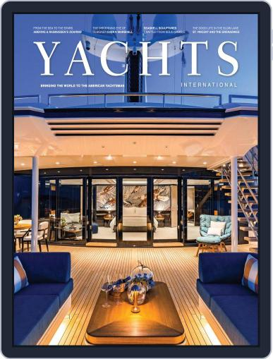 Yachts International Magazine (Digital) March 15th, 2021 Issue Cover