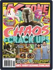 K-Zone Magazine (Digital) Subscription November 1st, 2020 Issue