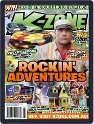 K-Zone Magazine (Digital) Subscription July 1st, 2021 Issue