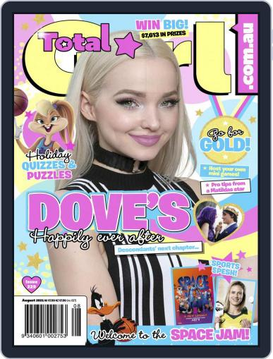 Total Girl Magazine (Digital) August 1st, 2021 Issue Cover