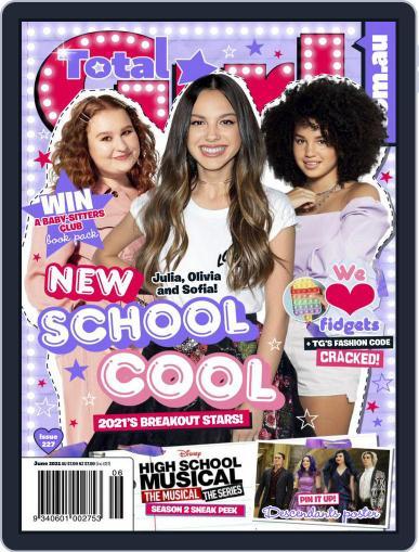 Total Girl Magazine (Digital) June 1st, 2021 Issue Cover