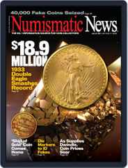 Numismatic News Magazine (Digital) Subscription June 29th, 2021 Issue