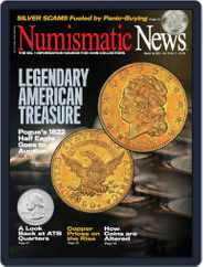 Numismatic News Magazine (Digital) Subscription March 16th, 2021 Issue