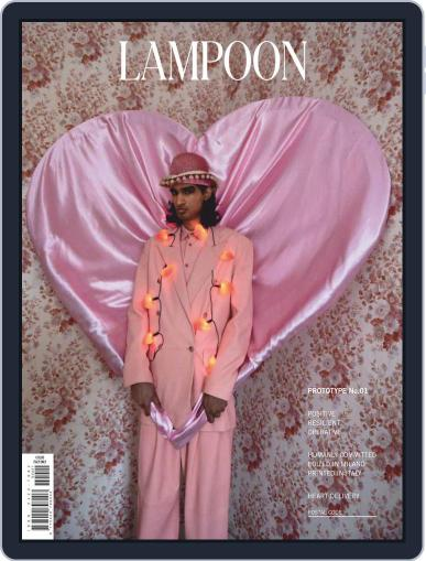 Lampoon Magazine (Digital) August 1st, 2020 Issue Cover