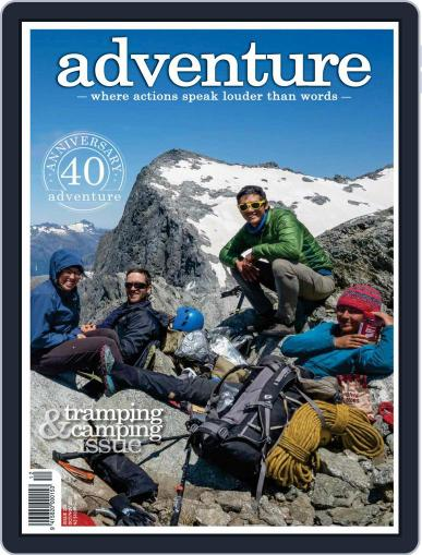 Adventure Magazine (Digital) October 1st, 2021 Issue Cover