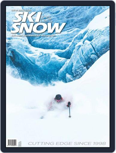Ski and Snow Magazine (Digital) June 13th, 2021 Issue Cover