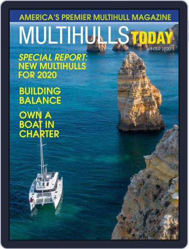 Multihulls Today Magazine (Digital) February 7th, 2020 Issue Cover