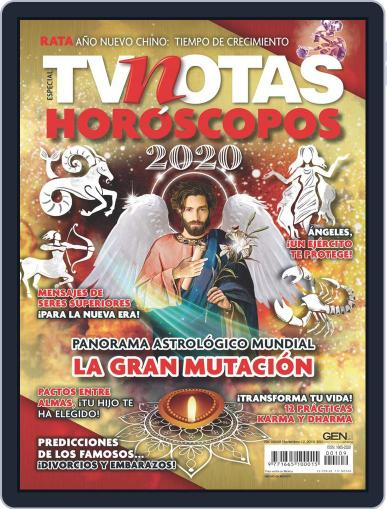 Tv Notas Horóscopos Magazine (Digital) November 12th, 2019 Issue Cover