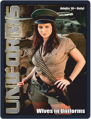 Sexy Uniform Adult Photo Magazine (Digital) October 21st, 2020 Issue Cover