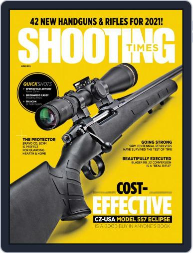 Shooting Times Magazine (Digital) June 1st, 2021 Issue Cover