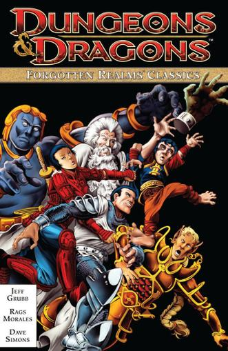 Dungeons & Dragons: Forgotten Realms Classics Magazine (Digital) May 1st, 2013 Issue Cover