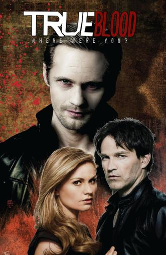 True Blood (2012-2013) Magazine (Digital) January 1st, 2013 Issue Cover