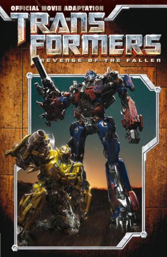 Transformers: Revenge of the Fallen June 1st, 2011 Digital Back Issue Cover