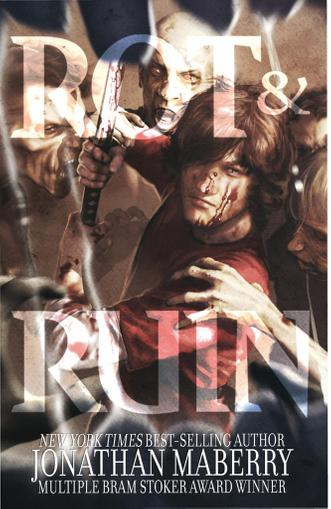 Rot & Ruin Magazine (Digital) May 1st, 2015 Issue Cover