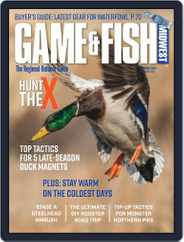 Game & Fish Midwest Magazine (Digital) Subscription December 1st, 2020 Issue