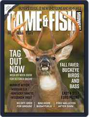 Game & Fish Midwest Magazine (Digital) Subscription October 1st, 2020 Issue
