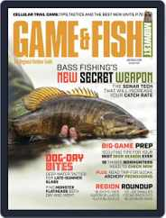 Game & Fish Midwest Magazine (Digital) Subscription August 1st, 2021 Issue