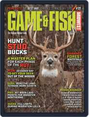 Game & Fish Midwest Magazine (Digital) Subscription November 1st, 2021 Issue