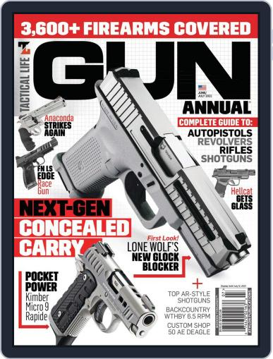 Tactical Life Magazine (Digital) June 1st, 2021 Issue Cover