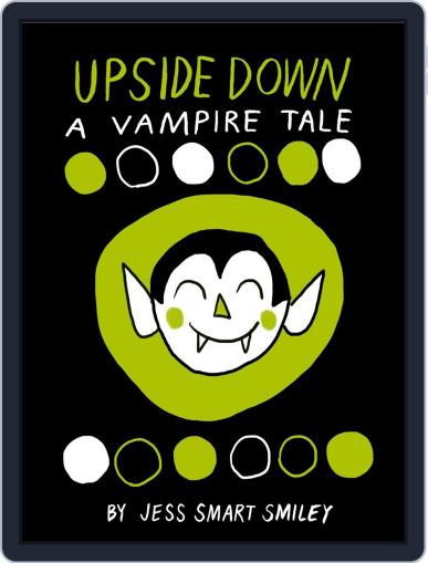 Upside Down: A Vampire Tale Magazine (Digital) October 1st, 2012 Issue Cover