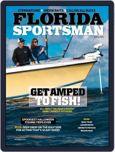 Florida Sportsman Magazine (Digital) October 1st, 2020 Issue Cover