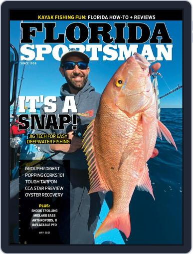 Florida Sportsman Magazine (Digital) May 1st, 2021 Issue Cover
