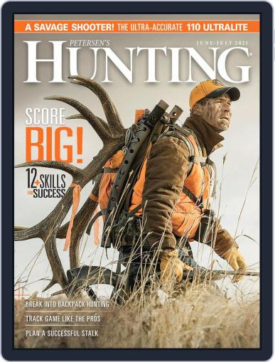Petersen's Hunting Magazine (Digital) June 1st, 2021 Issue Cover