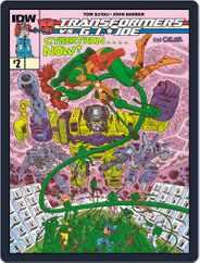 Transformers vs. G.I. Joe Magazine (Digital) Subscription October 16th, 2018 Issue