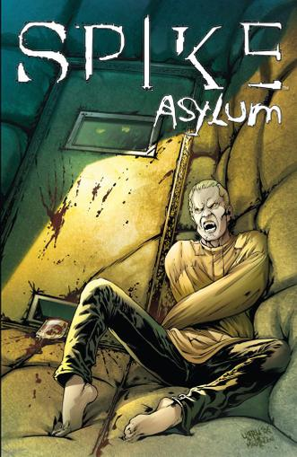Spike: Asylum, Vol. 1 March 1st, 2012 Digital Back Issue Cover