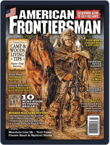 American Frontiersman Magazine (Digital) September 1st, 2020 Issue Cover