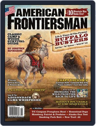 American Frontiersman Magazine (Digital) March 1st, 2021 Issue Cover
