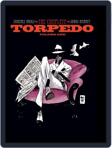 Torpedo, Vol. 1 November 1st, 2012 Digital Back Issue Cover