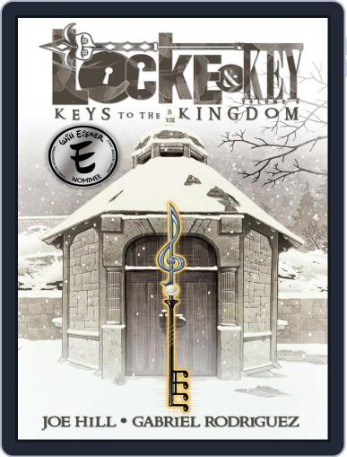 Locke & Key Magazine (Digital) October 18th, 2018 Issue Cover
