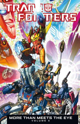 Transformers: More Than Meets the Eye (2011-) Magazine (Digital) December 1st, 2013 Issue Cover