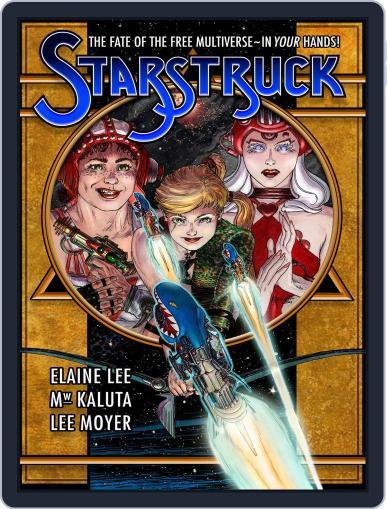 Starstruck, Vol. 1 July 1st, 2012 Digital Back Issue Cover