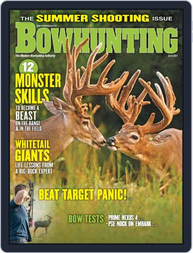 Petersen's Bowhunting Magazine (Digital) June 1st, 2021 Issue Cover