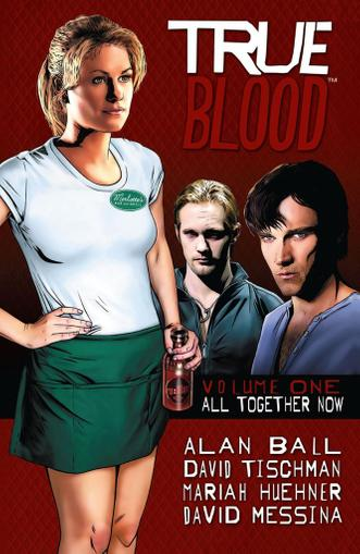True Blood (2010) Magazine (Digital) December 1st, 2011 Issue Cover