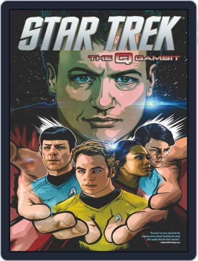Star Trek (2011-2016) Magazine (Digital) April 1st, 2015 Issue Cover