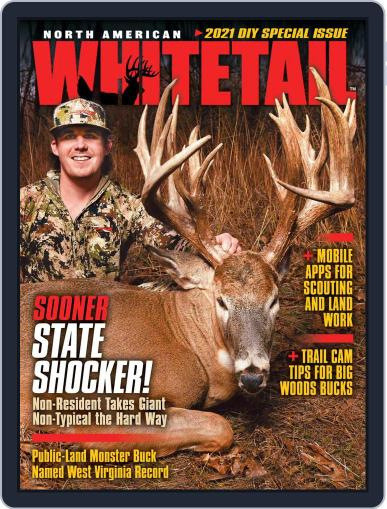 North American Whitetail Magazine (Digital) June 1st, 2021 Issue Cover
