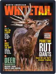 North American Whitetail Magazine (Digital) Subscription November 1st, 2021 Issue