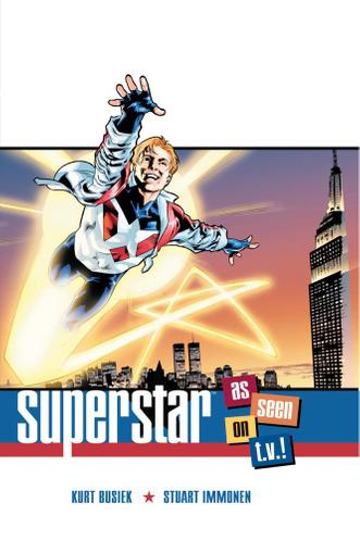 Superstar Vol. 1: As Seen On TV October 1st, 2013 Digital Back Issue Cover