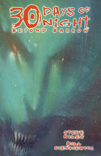 30 Days of Night: Beyond Barrow - Series Magazine (Digital) May 1st, 2012 Issue Cover