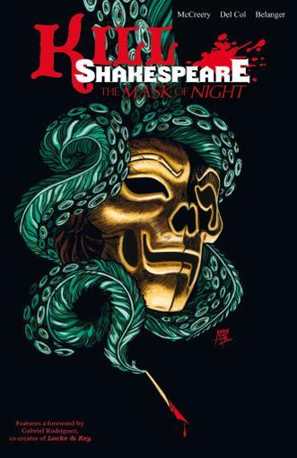 Kill Shakespeare: The Mask of Night December 1st, 2014 Digital Back Issue Cover