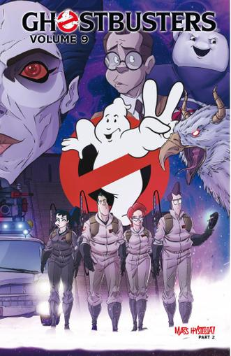 Ghostbusters (2013-2014) Magazine (Digital) December 1st, 2014 Issue Cover