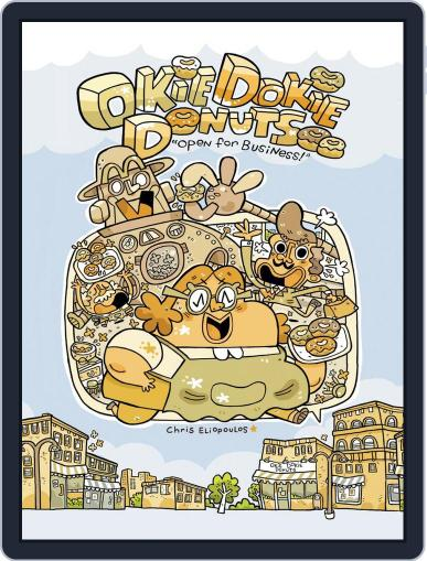 Okie Dokie Donuts Magazine (Digital) October 1st, 2011 Issue Cover