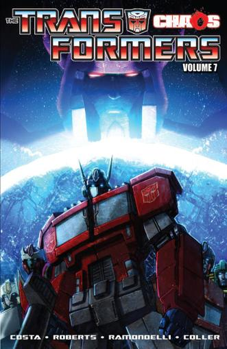 Transformers (2010-2011) Magazine (Digital) April 1st, 2012 Issue Cover