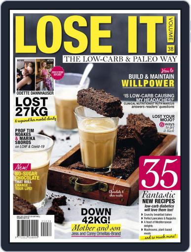 LOSE IT! The Low Carb & Paleo Way Magazine (Digital) May 1st, 2021 Issue Cover