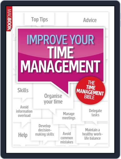 Improve your Time management Magazine (Digital) July 3rd, 2013 Issue Cover