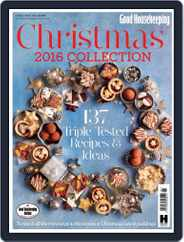 Good Housekeeping Christmas Collection Magazine (Digital) Subscription October 1st, 2016 Issue