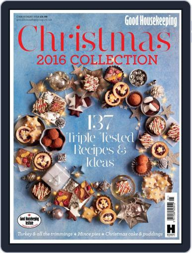 Good Housekeeping Christmas Collection Magazine (Digital) October 1st, 2016 Issue Cover
